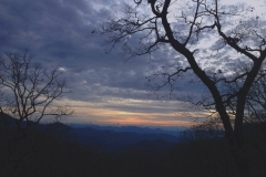 Blue Ridge Parkway, Woodfin Valley by Teri Leigh Teed
