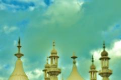 Brighton Pavilion by Teri Leigh Teed