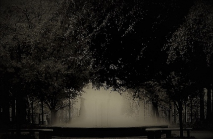 The Fountain of 8 by Teri Leigh Teed